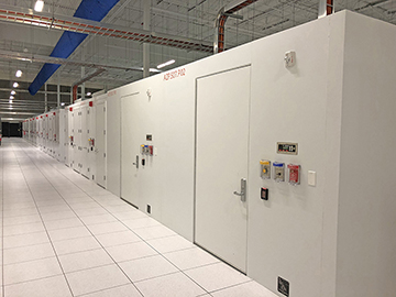modular data center infrastructure