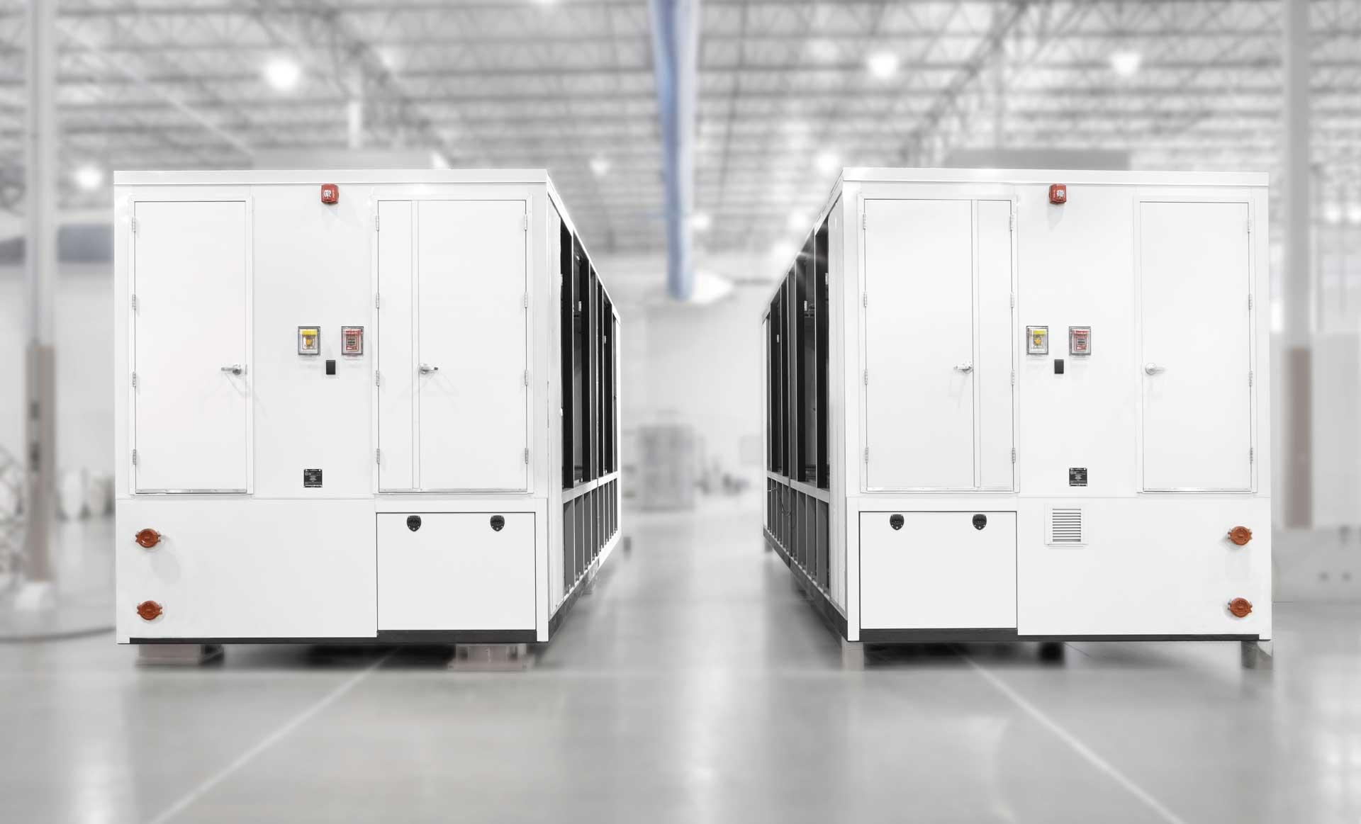 Modular Data Center Infrastructure Baselayer Core