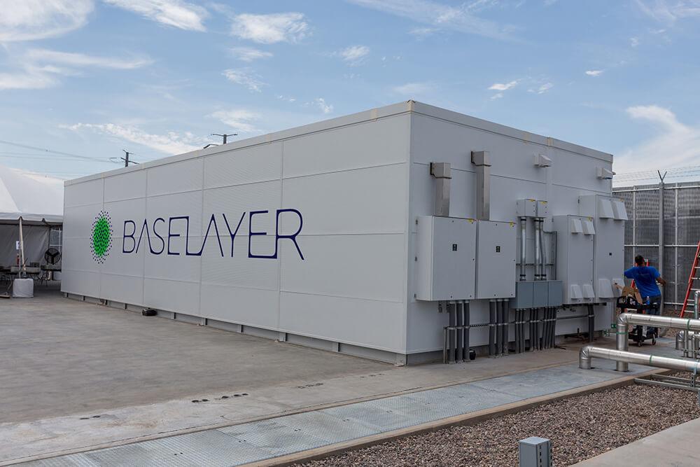 It S A Modular Data Center Not A Container Baselayer